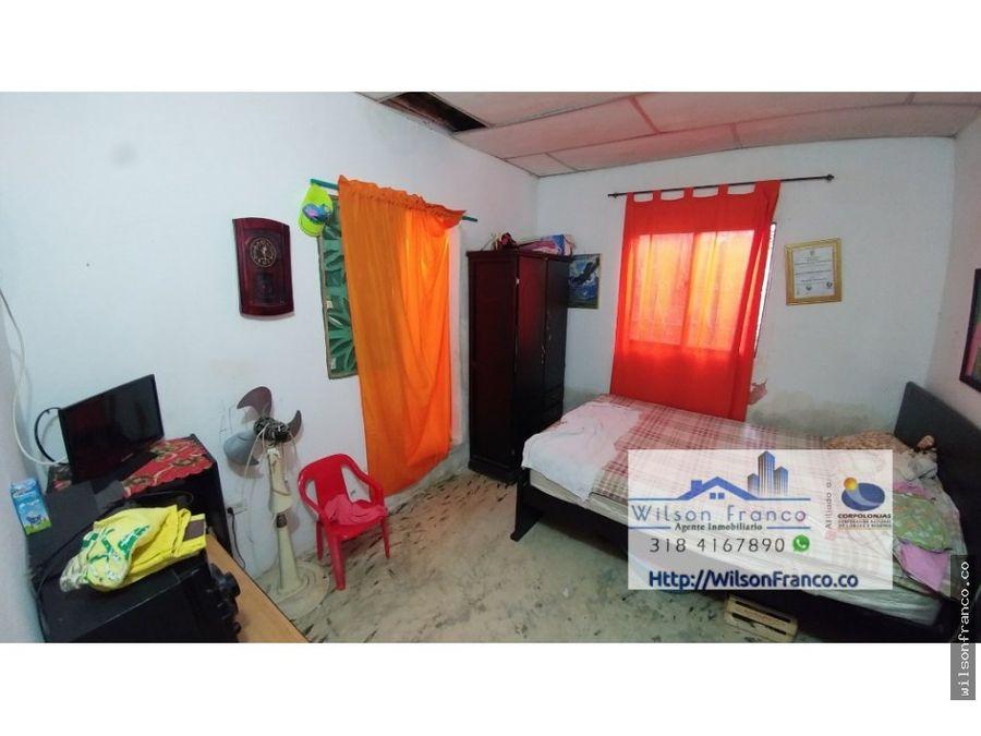 casa en venta barrio libano cartagena