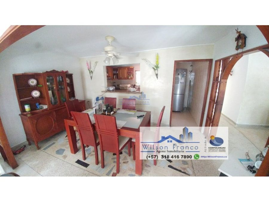 casa en venta los alpes cartagena