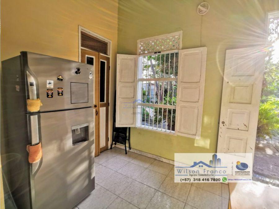 casa lote en venta el bosque cartagena