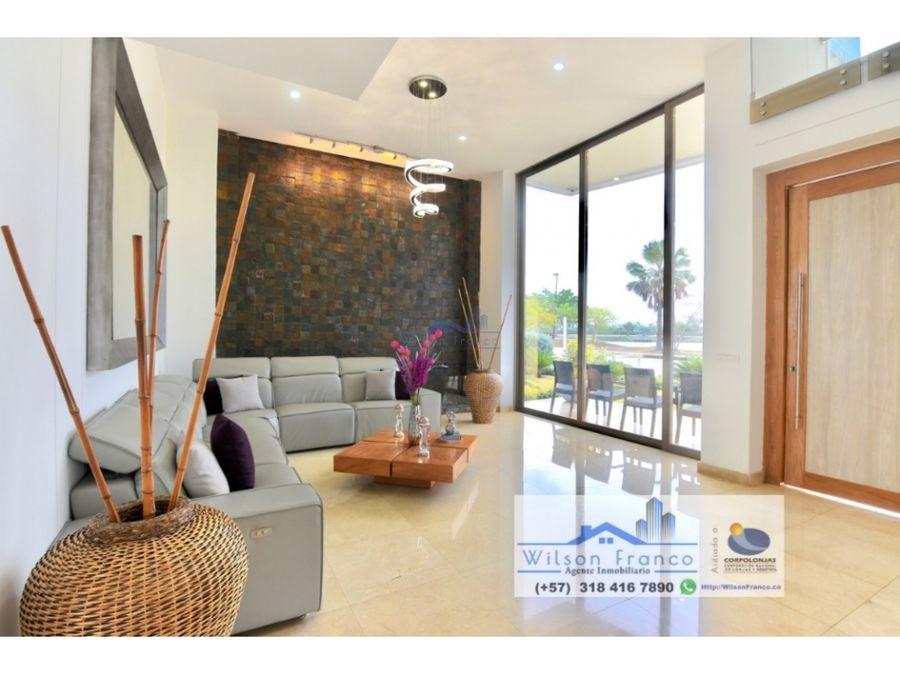 casa en venta tres niveles barcelona de indias cartagena