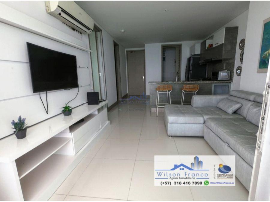 apartamento en venta turistico bocagrande cartagena