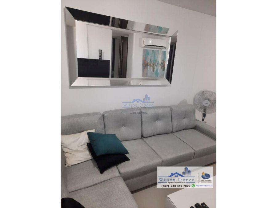 apartamento en venta conjunto cerrado verona el recreo cartagena