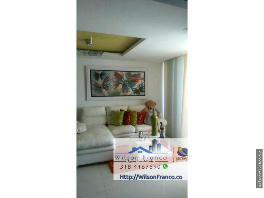 apartamento en venta la castellana cartagena