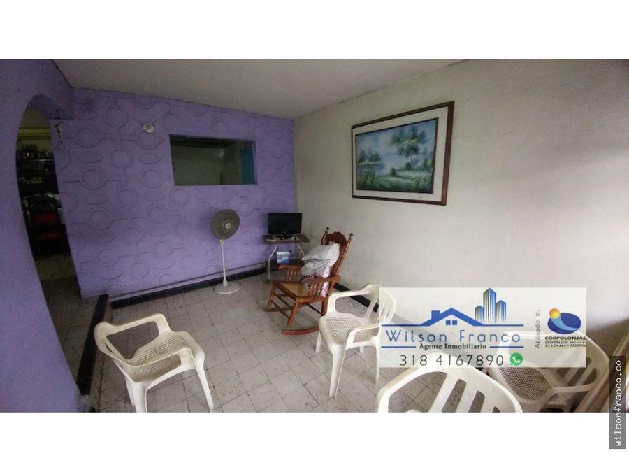 casa en venta el socorro cartagena