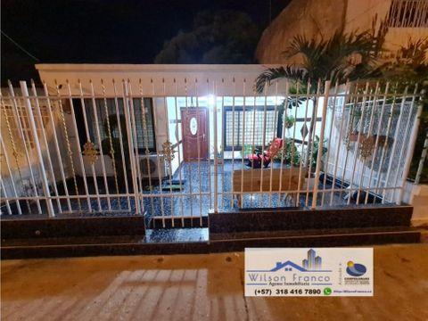 casa en venta chiquinquira cerca a los ejecutivos cartagena