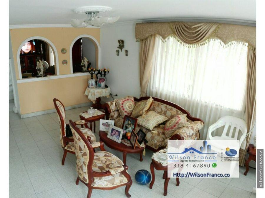 casa en venta santa lucia cartagena