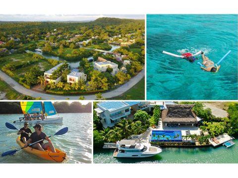 lote en venta condominio marina de baru isla baru cartagena