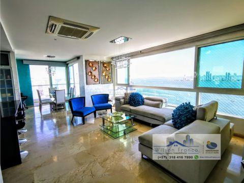 apartamento en venta penthouse luna del mar manga cartagena