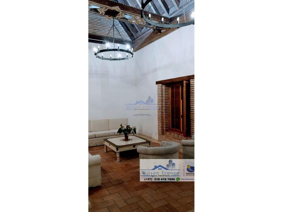 casa en venta centro historico cartagena