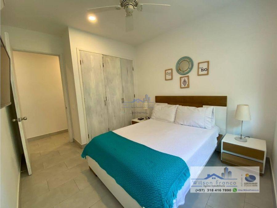 apartamento en venta morros condominio con salida al mar cartagena