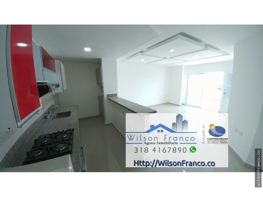 venta de apartamento san fernando cartagena