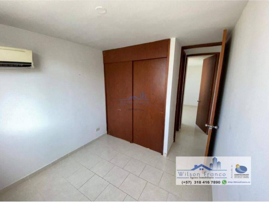 apartamento en venta conjunto residencial plazuela cartagena