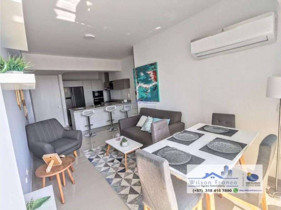 apartamentos en venta 54 park condominio club house cartagena