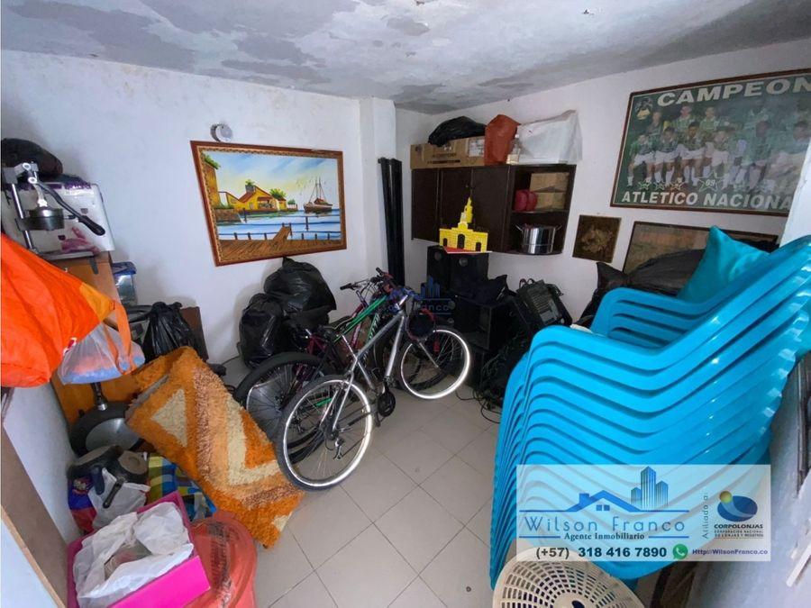 casa en venta barrio nuevo bosque cartagena de indias