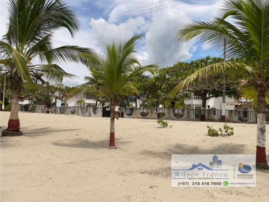 casa de playa condominio covenas sucre colombia