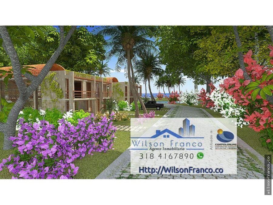 lotes en venta condominio isla baru cartagena