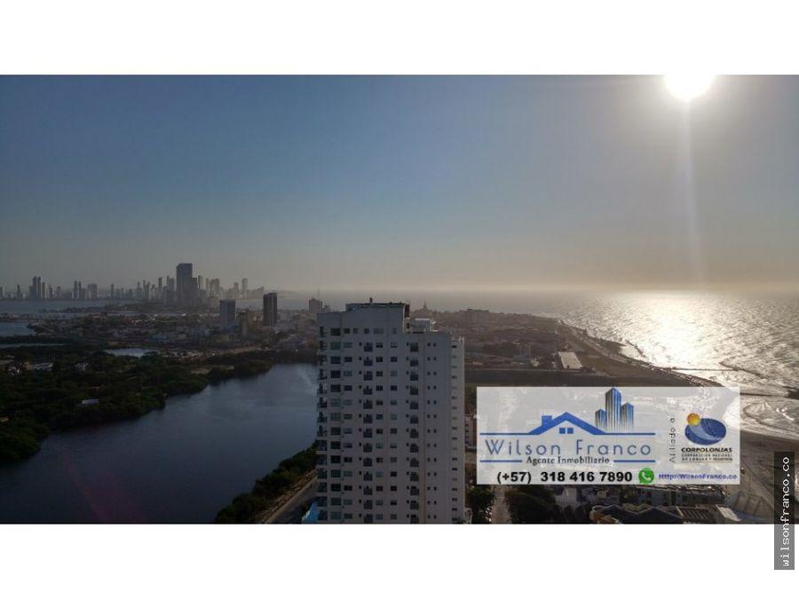 apartamento en venta el cabrero vista al mar