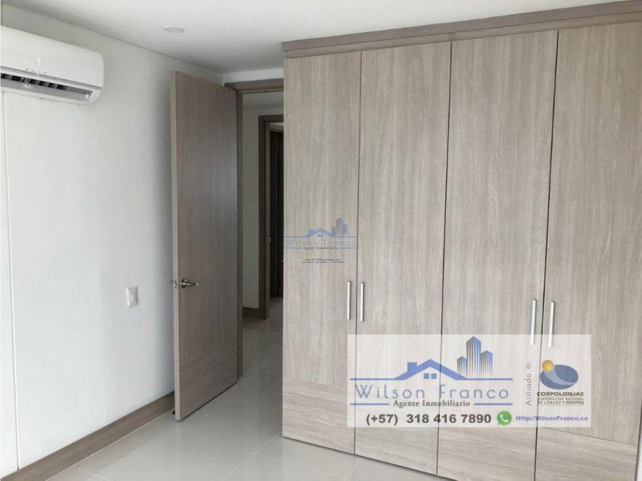 apartamento en venta laguito palmetto cartagena