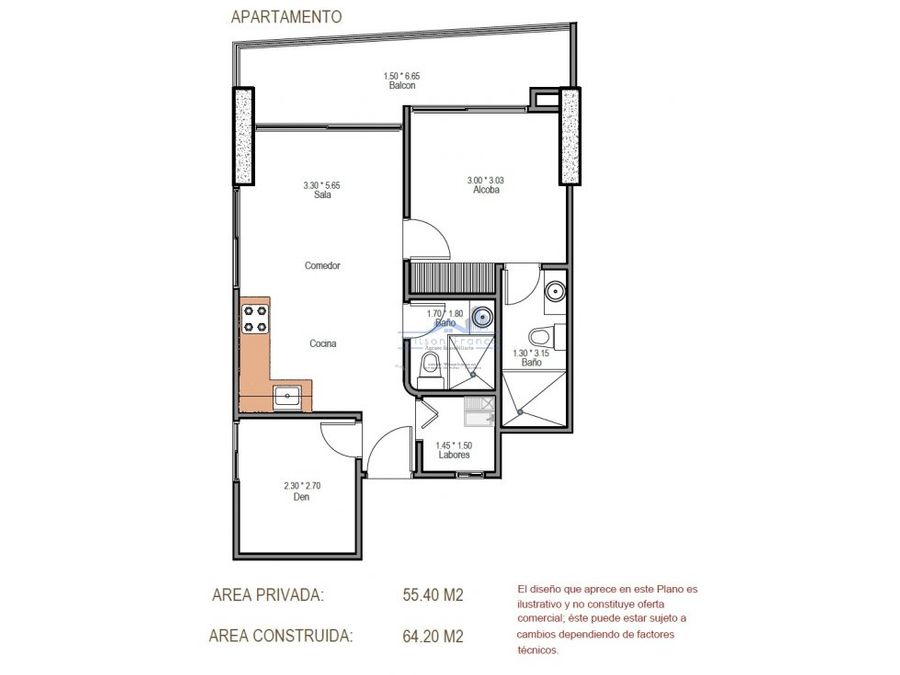 proyecto en venta murano centro cartagena