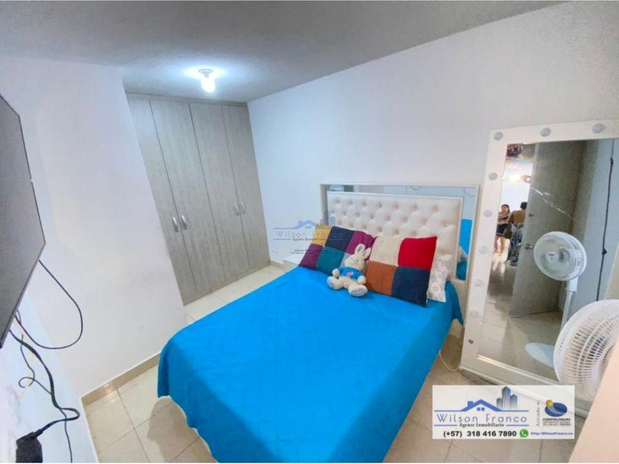 apartamento en venta ciudadela parque heredia cartagena