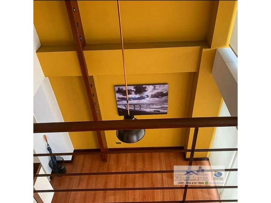 apartamento en venta duplex 85m2 br la macarena santa fe bogota