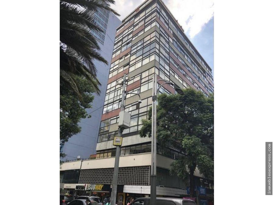 oficina en renta avenida paseo de la reforma cuauhtemoc