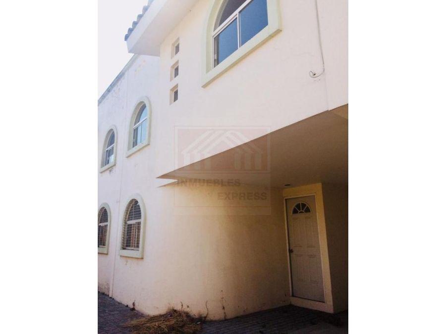 casa en venta en puebla zona angelopolis