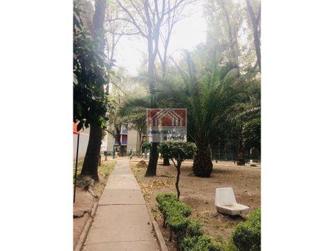 departamento en venta playa icacos iztacalco colonia marte