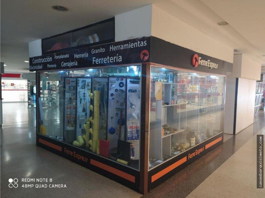 comercial en venta barquisimeto 20 21645