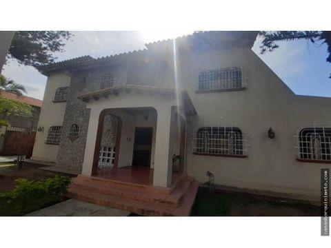 casa en venta barquisimeto 20 6575 dl