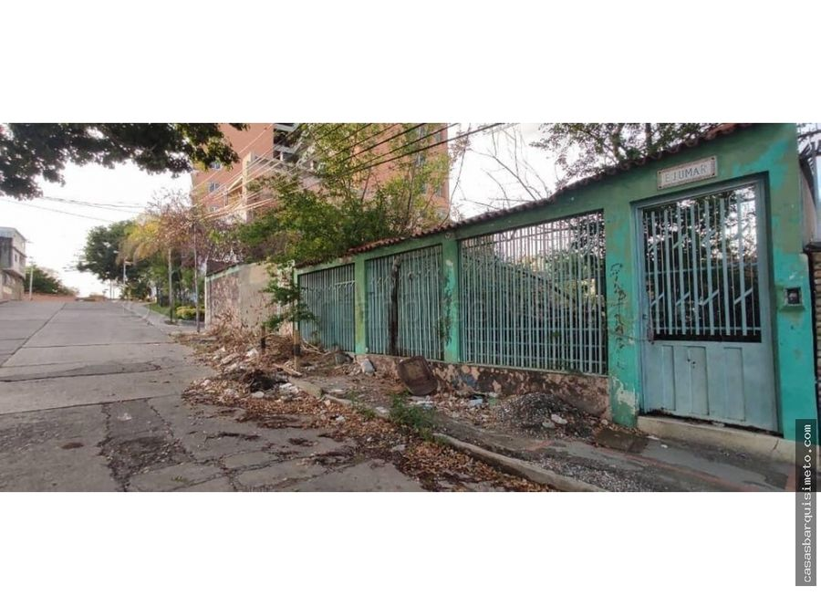 rah 21 18489 terreno en venta bqto este nueva segovia fr