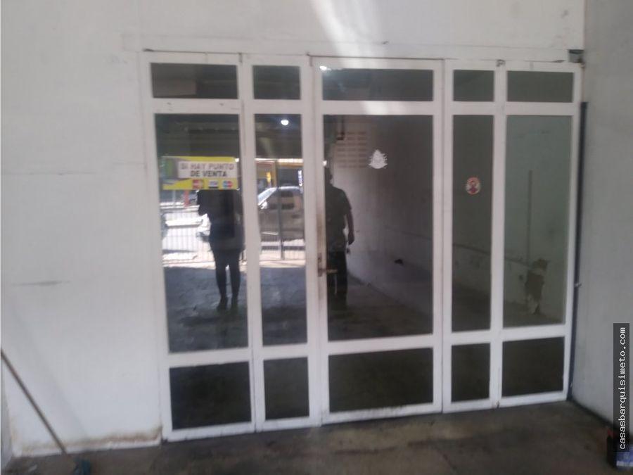 rah 20 920 local en alquiler en barquisimeto