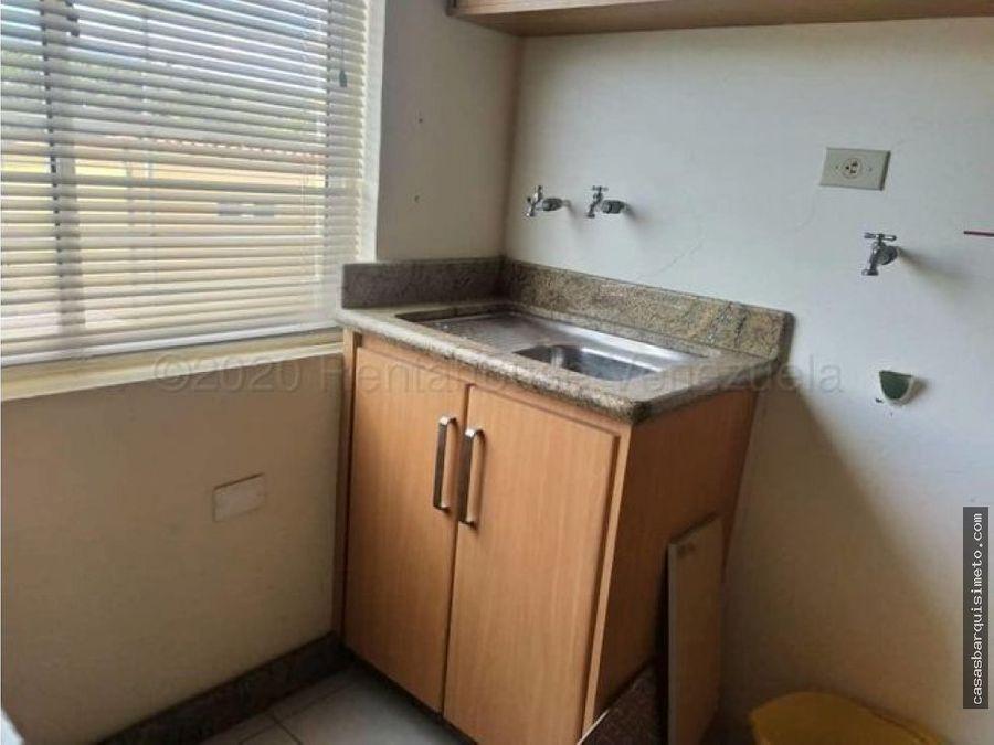 apartamento en alquiler cabudare 21 2098 rj