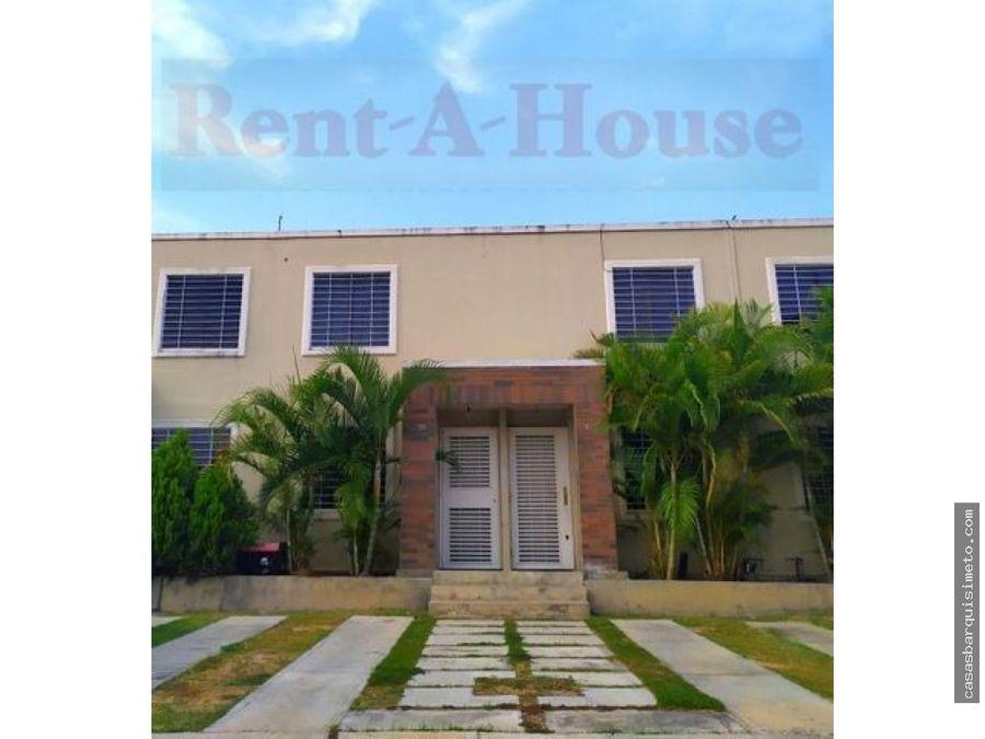 en venta casa en caminos de tarabana cabudare rah 21 1469 at rde