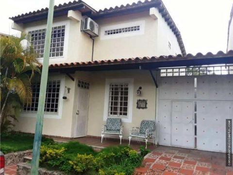 en alquiler casa barquisimeto 20 14493