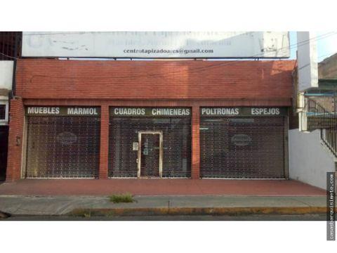 local en alquiler barquisimeto centro rah 20 17062 ml