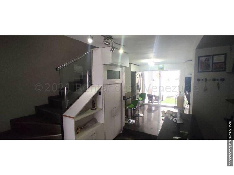 en venta casa en caminos de tarabana cabudare rah 21 18088 at rde