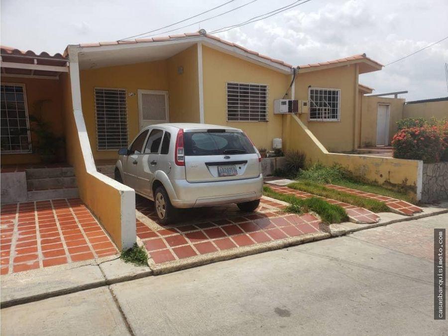 casa en venta cabudare 20 18140