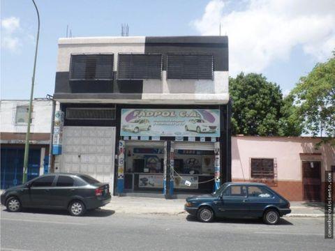 venta edificio comercial barquisimeto jfr 21 4836