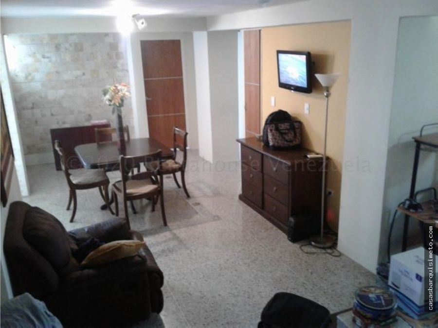 21 7497 venta de apartamento en el este de barquisimeto ey