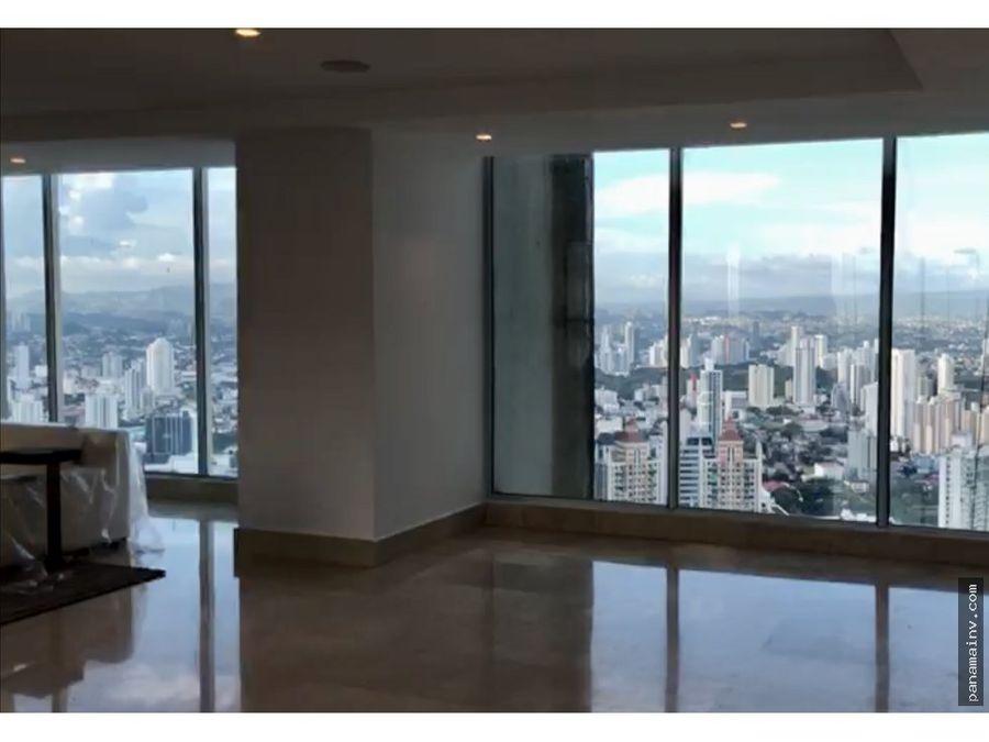 lujoso y moderno penthouse en q tower 4102da