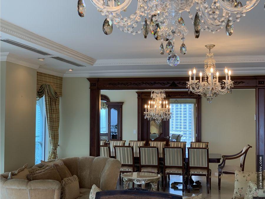 se vende lujoso apartamento en city tower 4971da