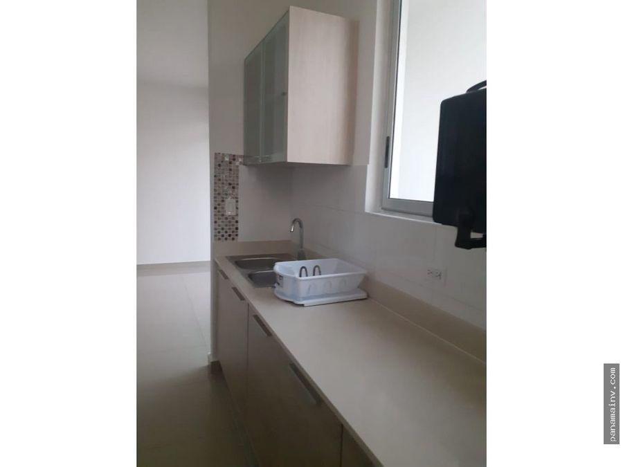 se alquila apartamento amoblado en san francisco 4914vp