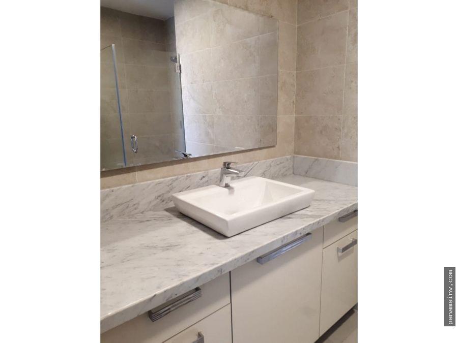 se alquila apartamento amoblado moderno en park city obarrio 4967vk