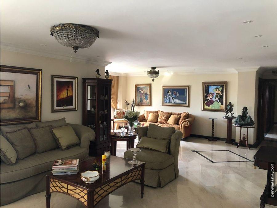 se vende apartamento en ph lalique paitilla 5131dm