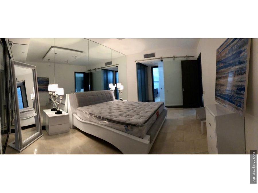 apartamento amueblado en trump jw mariott 4253da