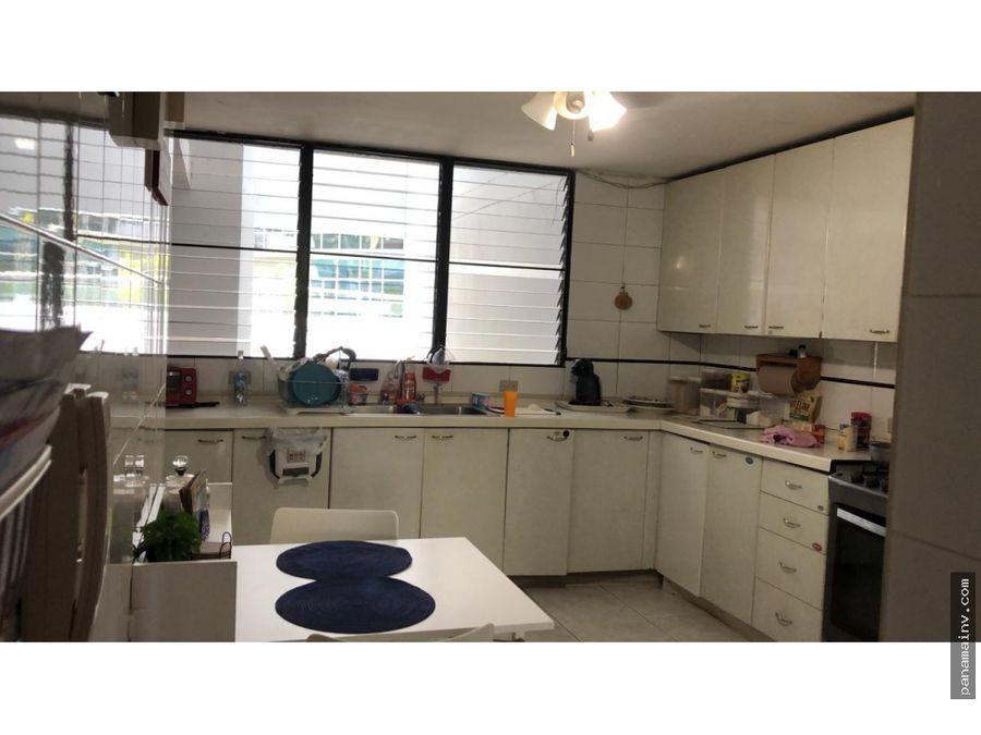 se vende hermoso apartamento en bella vista 4903vk