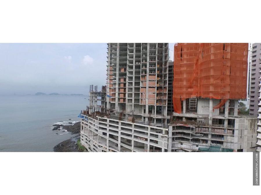 venta apartamento en ocean front paitilla 4117dm