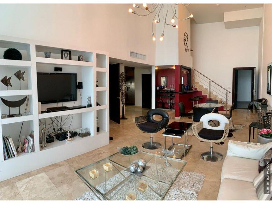 se alquila hermoso pent house duplex en ph destiny 4962vk