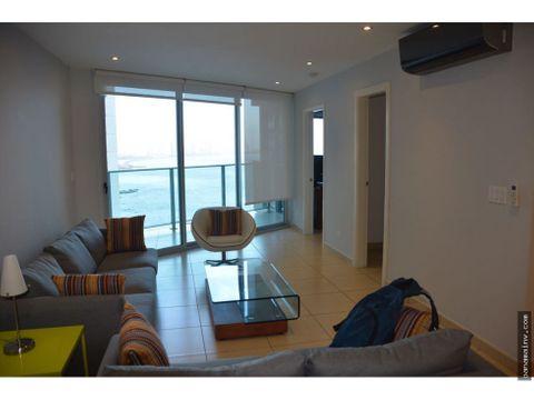 oferta apartamento amueblado en oasis punta pacifica 2435da
